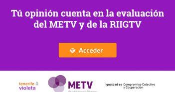 Participa y valora el METV y la RIIGTV