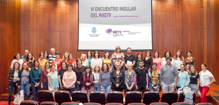Celebración del VI Encuentro Insular de la RIIGTV