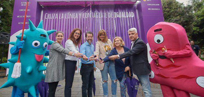La RIIGTV celebra la primera edición de la Feria Tenerife Violeta #FITVI2017