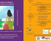 Encuentro de Mujeres 'Mi Cultura es Tu Cultura'
