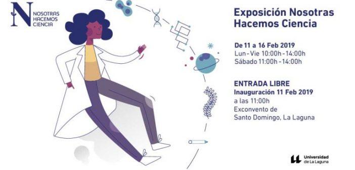 """Nueva exposición """"Mujeres y Ciencia"""""""